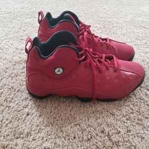 Air Jordan Jumpman Team II 2 AJ13 Red